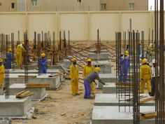 FIFA must not tolerate workers rights abuses in Qatar, says Amnesty #HR #worldcup