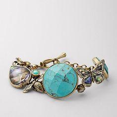 Bayou Cluster Bracelet