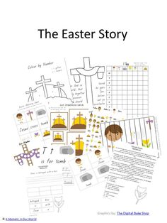 Free our easter story religious the easter story religious