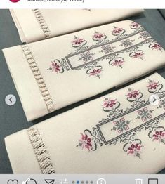 Cross Stitch Rose, Cross Stitch Embroidery, Cross Stitch Designs, Diy And Crafts, Card Holder, Pattern, Craft, Hardanger, Table Toppers