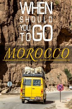When is the best time of year to travel to Morocco? We'll tell you the CHEAPEST time and when to avoid those extreme temperatures!