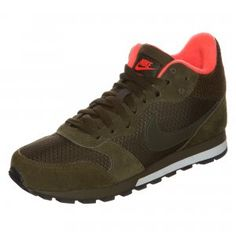 #nikesportswear MD Runner 2 Mid Sneaker - in frischen Farben und mit wärmendem Innenmaterial für kühle Herbst- und Wintertage