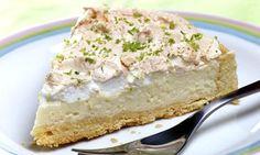 O recheio da torta de limão é um dos grandes destaques. (Foto: Divulgação)