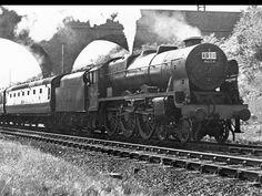 46154 The Hussar. Young Lad, Steam Railway, Train Art, British Rail, Steam Engine, Steam Locomotive, Art Photography, Train Stations, Fine Art Photography