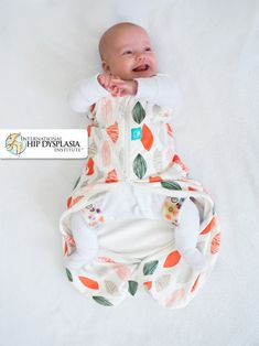 "ergoPouch Swaddle & Sleep Sacks Receive ""Hip-Healthy"" Designation"