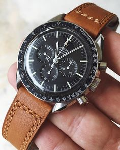Speedy... Thursday? You can't really argue with a Speedmaster on any day of the week. #crownandbuckle