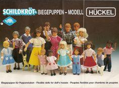 80er Katalog Schildkröt Biegepuppen | Flickr - Fotosharing!