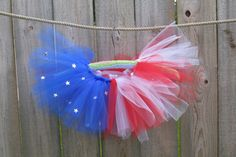 4th of july...I love tutus...I should just have a board full of baby tutus. @Laura Stallings