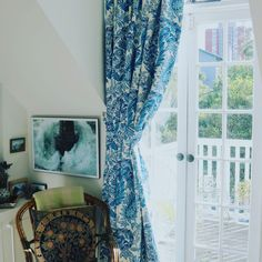 "Commercial Fabric/WallCovering on Instagram: ""@marlowandfinch have shared some beauties from their Woollahra project with curtains and blinds in a fabric they found on WeaveUp which…"""