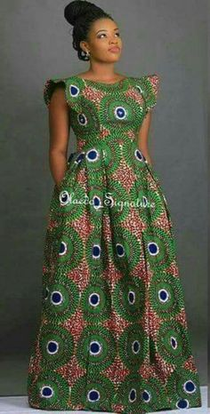 filydesign New Swag Aso Ebi STYLES 2019 Why You Get More With Liberty Uniforms There are few concept Long African Dresses, Latest African Fashion Dresses, African Print Dresses, African Print Fashion, Africa Fashion, Ankara Fashion, African Prints, Short Dresses, Long Gowns