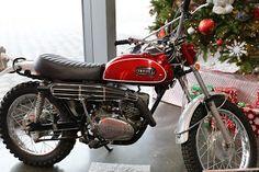 OldMotoDude: 1970 Yamaha DT-1 250 on display at LeMay - America...