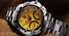 TAG HEUER New Aquaracer Calibre S  / Ref.CAF7013.BA0815
