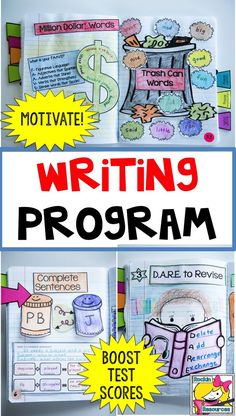 Are you looking to motivate your students to write and boost test scores? Are you looking to motivate your students to write and boost test s. Paragraph Writing, Narrative Writing, Informational Writing, Opinion Writing, Persuasive Writing, Teaching Writing, Teaching Ideas, Opinion Essay, Essay On Education