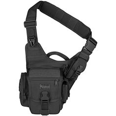 The Maxpedition Fatboy Versipack is more than a durable, ergonomic shoulder sling pack; it is the state-of-the-art portable gear organizer that provides secu. Hiking Backpack, Backpack Bags, Oakley Backpack, Messenger Bags, Bushcraft, Hunting Supplies, Hunting Bags, Tactical Bag, Tactical Pouches