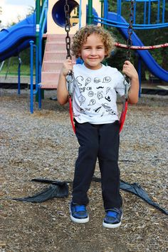 Style, Comfort, and FUN Back to School Outfits for Boys w/OshKosh B'gosh on Fab Everyday. Click or visit FabEveryday.com for more kindergarten and toddler boy outfit inspiration and style tips. #oshkoshkids #styleup4school #ad @oshkoshbgosh