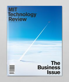 #mit #technology #review #cover #mouse #privatejet #clouds #studiofeixen