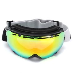 BangGood - Eachine1 6.9 X 3.7in Ski Mountain Bike Goggles Snowboard Lens Mirror Glasses Windproof Snow Anti-UV Outdoor - AdoreWe.com
