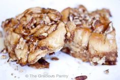 Clean Eating Cinnamon Rolls- I want to make with a pumpkin filling!