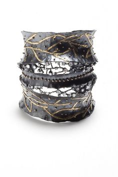 Winter Night bracelet - Bongsang Cho: part of inspiring, extensive jewelry board full of inspiration and eye candy