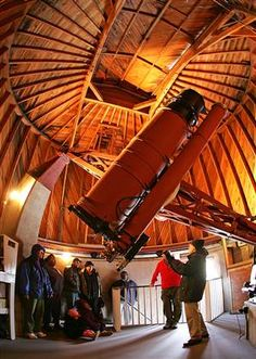 If You Go To Flagstaff Should Visit The Lowell Observatory And Check Out