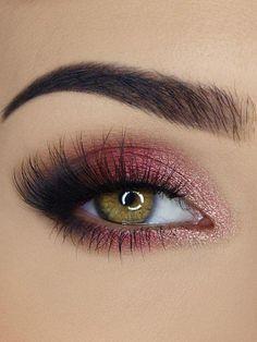 Smokey Eye Makeup Tutorial, Eye Makeup Steps, Makeup Eye Looks, Eye Tutorial, Eyeliner Tutorial, Eye Makeup Brushes, Makeup Eyeshadow, Eyeshadow Palette, Makeup Remover