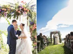 Botanical Black Butte Ranch Wedding | Blog