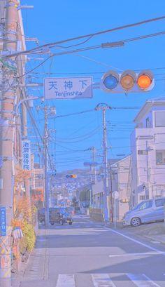 Aesthetic Japan, Japanese Aesthetic, City Aesthetic, Aesthetic Themes, Aesthetic Pictures, Aesthetic Anime, Iphone Wallpaper Cat, Pop Art Wallpaper, Anime Scenery Wallpaper