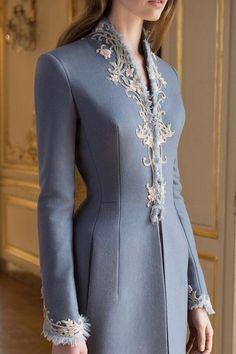 Paolo Sebastian A/W 2017-2018 Couture