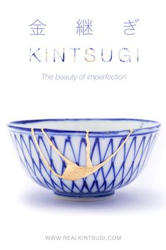 Year after year, story after story, scar after scar... The signs of the time mark the objects which surround us.These signs are the result of the story which make unique and unrepeatable each object. Kintsugi restoration marks with gold these signs, making them precious and enhancing their importance. The beauty of this technique is in the imperfection, a different beauty which make every single ceramic unique. Unique as its story preserved behind a thin gold layer. #gold #kintsugi After Story, Kintsugi, Japanese Pottery, Restoration, Im Not Perfect, Objects, Ceramics, Signs, Unique