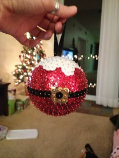 Rockin' and Lovin' Learnin': Monday Made It...Sequined Ornaments More