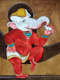 Jaidev Jaidev jayamangala murté -- #vinayakachaturthi