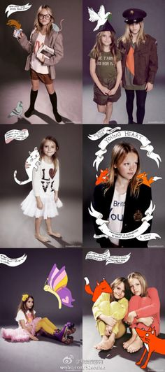 Wildfox Kids Fall 2011