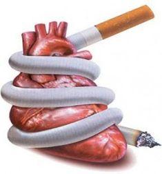 Meneer Pottenbakker had longkanker en dat kwam waarschijnlijk door dat hij rookte