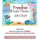 Beginning of School   August   Pirates    Pirates    Pirates Job Chart  Free    Free     Free    Free    Free   Free   Free   Free  Free   Fre...