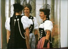 Traditional Costumes for Bern