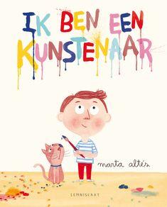 Je suis un artiste - Marta Altés Art Books For Kids, Art For Kids, Ecole Art, Principles Of Art, Carl Sagan, Albrecht Durer, Book Projects, Preschool Art, Renaissance Art