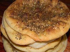 Chléb z Libanonu