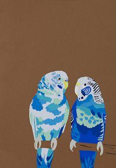 Blackbird Design Studio: Happy Monday with Chloe Croft Prints...