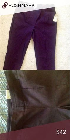 Josie perfectly slimming pant Josie perfectly slimming pant by chico's, in blissfully burgundy. Size 2 (12) short Chico's Pants Trousers