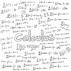 Calculus law theory and mathematical formula equation, doodle handwriting icon in white isolated background with hand drawn model, create by vector Ap Calculus, Vector Calculus, Math Wallpaper, Wallpaper Doodle, Teaching Math, Teaching Resources, Classical Physics, Physics Notes, Math Quotes