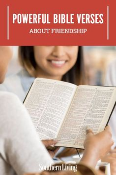 Whether you're looking for advice on strengthening your current friendships or simply seeking guidance for developing new ones, these Bible verses about friendship are sure to push you in the right direction. #bibleverses #friends #quotesforfriends #southernliving Powerful Bible Verses, Encouraging Bible Verses, Bible Encouragement, Scripture Verses, Bible Verses About Friendship, Friendship Quotes, Prayer For A Friend, Proverbs 12, You Are My Friend