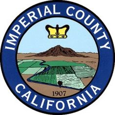 Imperial County ca seal