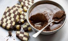 Κρέμα σοκολάτας με ουίσκι - gourmed.gr