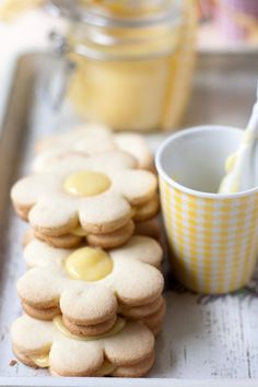 Questi biscotti li avevo preparati per la bellissima rivista online G2Kitchen, ve li volevo riproporre in una versione …