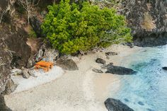 A private picnic getaway, we have our own hidden beach, just for two at The Remote Resort.