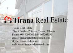 Tirane, for Rent Store at Reshit Collaku Street. Store with surface 42sqm is paved in tiles, located on the ground floor of a new building. The store is organized in 1 open space and 1 bathroom. It has view from the main road and advertising opportunities. Price 750 Euro/month.