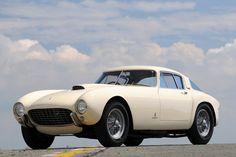 Ferrari 375 MM Berlinetta - sold for USD 4.6m #car #ferrari # oldtimer
