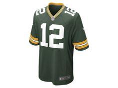 NFL Green Bay Packers (Aaron Rodgers) Herren American Football Heimtrikot