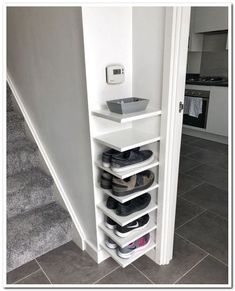 Secrets To Storage Ideas For Small Spaces Bedroom Diy Shelves 59 - freehomei. - Cleaning Hacks - 30 Secrets To Storage Ideas For Small Spaces Bedroom Diy Shelves 59 freehomei - Small Space Bedroom, Small Rooms, Bedroom Storage Ideas For Small Spaces, Interior Design Ideas For Small Spaces, Bedroom Storage Ideas For Clothes, Ikea Small Spaces, Diy Storage, Kitchen Storage, Shoe Storage
