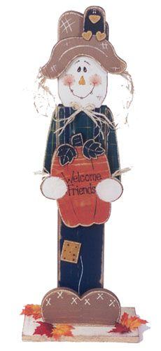 Virgil Scarecrow Entry Greeter